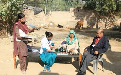 Palliative Home Care Programme at Bathinda