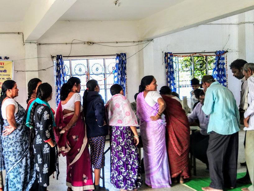 Cancer Screening and Awareness Camps at Nagpur